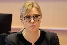 Magdalena Adamowicz wymieniła wszystkie swoje mocne strony, dające jej prawo ubiegania się miejsce w Parlamencie Europejskim.