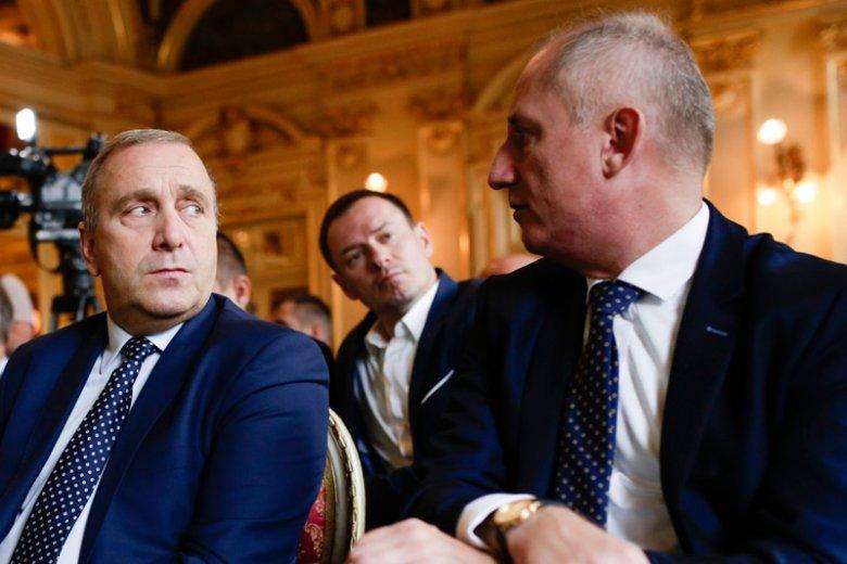 Sławomir Neumann broni Grzegorza Schetynę i podkreśla, że przewodniczący PO doprowadził do ustabilizowania partii w trudnym okresie.