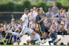 Cristiano Ronaldo szybko zadomowił się w Juventusie.
