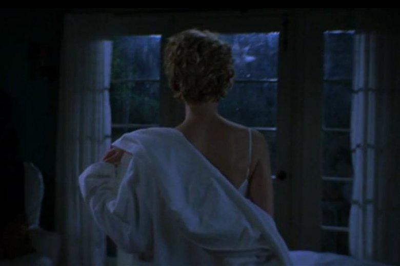 """Meg Ryan w """"Mieście Aniołów"""". Tej nocy, utulona pierwszy raz wyspała się do rana."""