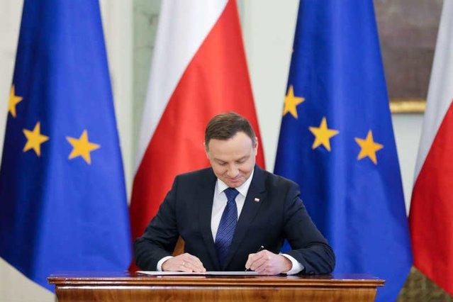 Czy prezydent Andrzej Duda podpisze ustawę o ustroju sądów powszechnych? To niemal pewne.