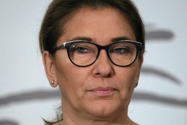 Beata Mazurek, była rzeczniczka PiS, zaatakowała Grzegorza Schetyna na Twitterze