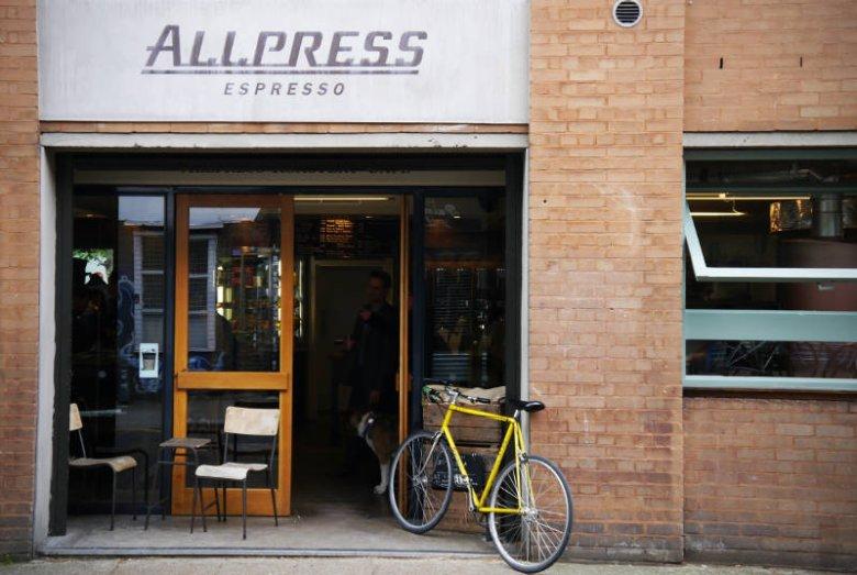 Allpress Espresso, czyli dobry adres na poranną kawę