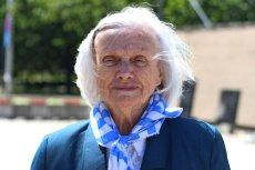 Alina Dąbrowska była w obozie Auschwitz do stycznia 1945 roku.