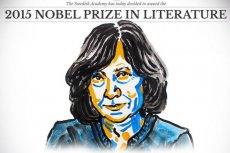 Tegoroczną laureatką Nagrody Nobla w dziedzinie literatury została Swiatłana Aleksijewicz