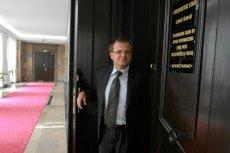 Kotecki, człowiek instytucja, odchodzi z Ministerstwa Finansów