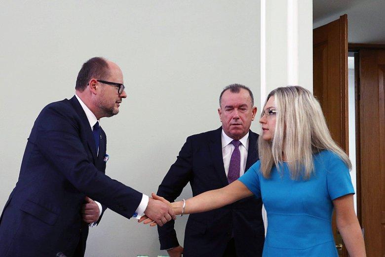 We wtorek przed sejmową komisją śledczą ds. Amber Gold zeznawał prezydent Gdańska Paweł Adamowicz.