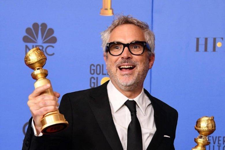 Alfonso Cuaron dostał nagrodę w kategorii najlepsza reżyseria
