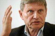 Leszek Balcerowicz skomentował słowa Zbigniewa Ziobry na temat FOZZ.