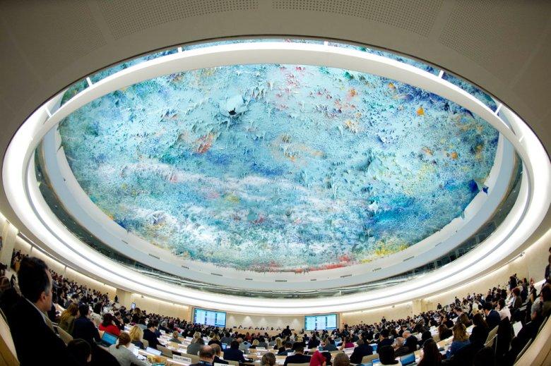 Rada Praw Człowieka w Genewie (UN Photo/Jean-Marc Ferré)