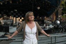 """Elżbieta Skrętkowska, twórczyni """"Szansy na sukces"""", rozważa proces z TVP. Zdjęcie z festiwalu w Opolu w 2007 r."""