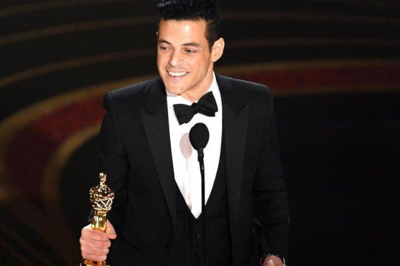 Rami Malek w tym roku dostał Oscara dla najlepszego aktora