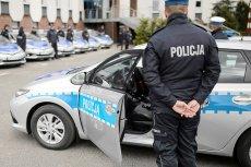 """Policjanci z Piotrkowa Trybunalskiego dokonali niemożliwego. """"Zgubili"""" swój własny radiowóz."""