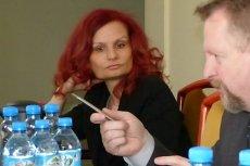 Czy Magdalena Pietrzak ze Skierniewic, nowa szefowa Krajowego Biura Wyborczego, jest apolityczna? Obok Janusz Michalak, były starosta łowicki.