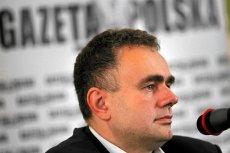 Redaktor Sakiewicz w wazeliniarstwie osiąga najwyższy poziom.