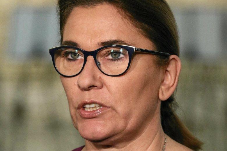 Beata Mazurek wymownie skomentowała orzeczenie TSUE ws. sędziów Sądu Najwyższego w Polsce.