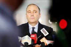 Lider PO Grzegorz Schetyna nie odrzuca propozycji Ryszarda Petru. Szanse na powstanie jednoczącego opozycję Frontu Demokratycznego wzrastają.