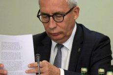 Kazimierz Smoliński wycofał się ze swoich słów podczas posiedzenia sejmowej komisji ds. VAT.
