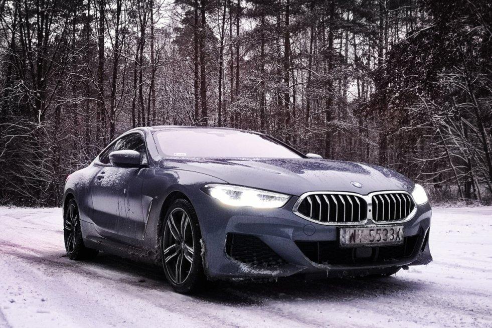 BMW 840d to jedno z najnowszych dzieci BMW.