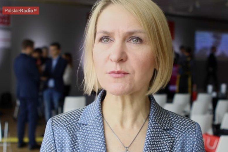 Barbara Stanisławczyk już kilka miesięcy temu zapowiadała, że wystartuje w konkursie na prezesa Polskiego Radia