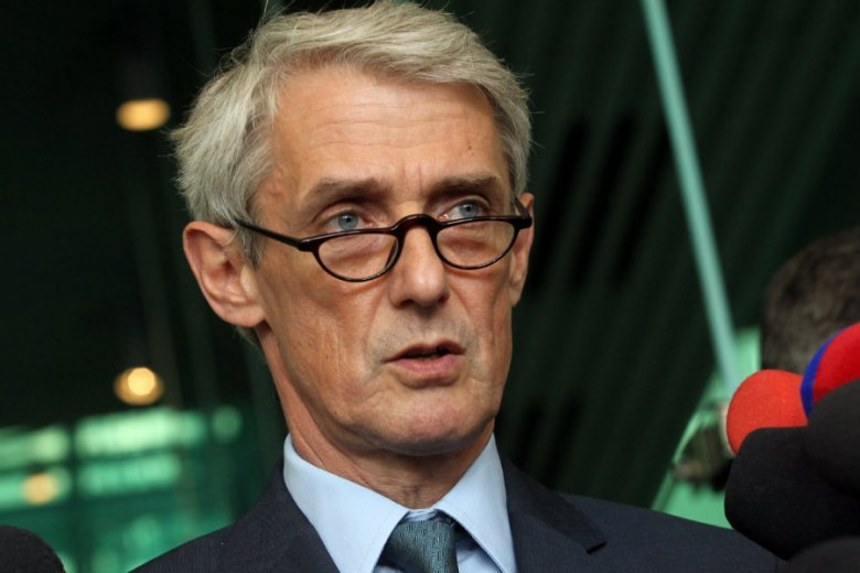 Michał Laskowski poinformował na konferencji prasowej, że Sąd Najwyższy zawiesza stosowanie przepisów o przechodzeniu sędziów w stan spoczynku.