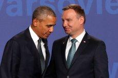 Barack Obama przypomniał Andrzejowi Dudzie o tym, czym jest prawdziwa demokracja.