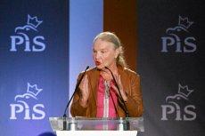 Jadwiga Staniszkis deklaruje, że więcej nie zagłosuje na PiS.
