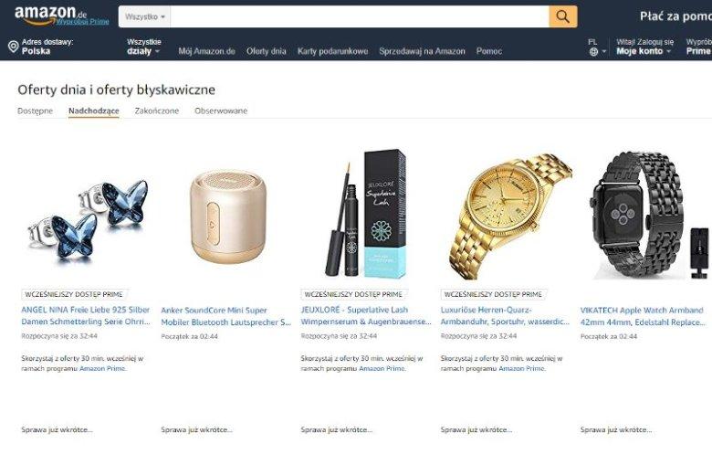 Cyber Monday to wielkie święto sprzedaży e-commerce, które w tym roku wypada 26 listopada. Razem z Amazonem wybieramy dla was najlepsze okazje.