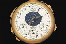 """Złoty zegarek """"Patek Phillippe SA"""", sprzedany za 24 mln dolarów"""