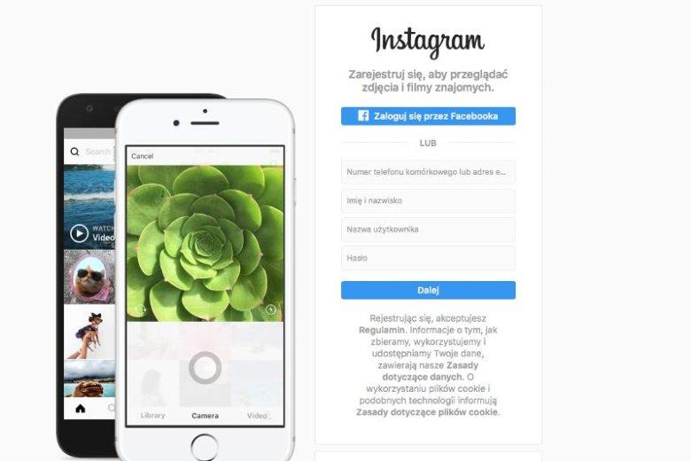 Zapisanie zdjęcia z Instagrama jest bardzo proste.