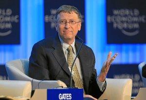 Bill Gates, twórca Microsoftu i najbogatszy człowiek świata