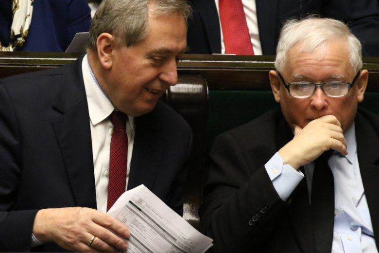 Minister Henryk Kowalczyk jest przekonany, że rządy Prawa i Sprawiedliwości potrwają jeszcze wiele lat.