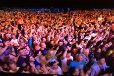 Tłumy bawiły się na imprezie Polsatu Wrocław w Rytmie Disco.