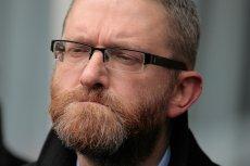 Grzegorz Braun opowiada się za penalizacją homoseksualizmu.