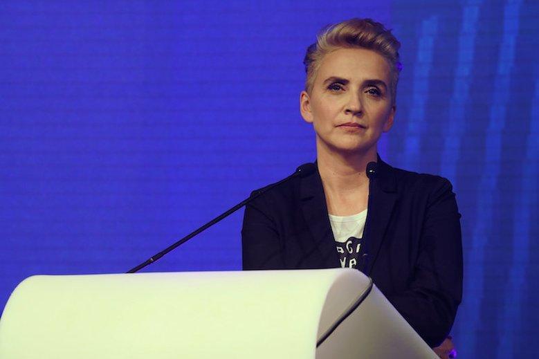 Joanna Scheuring-Wielgus nie będzie kandydować do PE z listy Koalicji Europejskiej.