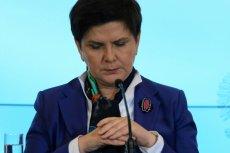 Premier Beata Szydło niedawno wyszła ze szpitala, do którego trafiła 10 lutego po wypadku drogowym w Oświęcimiu. To kolejna rządowa kolizja w ostatnich miesiącach.