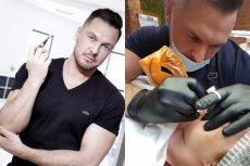 Mariusz Łuckiewicz kiedyś pracował w warsztacie samochodowym,w którym zajmował się lakiernictwem i blacharstwem. Teraz jest specem od makijażu permanentnego