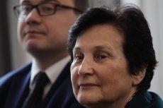 Dr Hanna Machińska jest zastępczynią Rzecznika Praw Obywatelskich od 26 września 2017 roku.