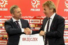 Jerzy Brzęczek na razie nie musi się martwić o swojąposadę.