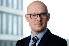 Artur Białkowski, wiceprezes zarządu Medicover Polska.