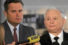 Adam Hofman sugeruje, że jego były szef Jarosław Kaczyński przygotowuje się do przekazania władzy Beacie Szydło.