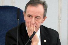 Tomasz Grodzki pozostaje optymistą i twierdzi, że PiS wycofa się z wprowadzenia ustawy kagańcowej.