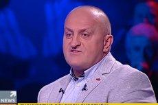 Marian Kowalski opisał incydent, jaki miał mieć miejsce w budynku Polsatu.