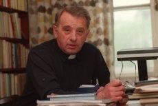"""Ksiądz Józef Tischner był szanowanym ekspertem """"Wyborczej""""."""