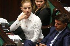 Posłanka Joanna Schmidt na łamach jednego z tabloidów wyznała, że jest w związku z szefem Nowoczesnej Ryszardem Petru.