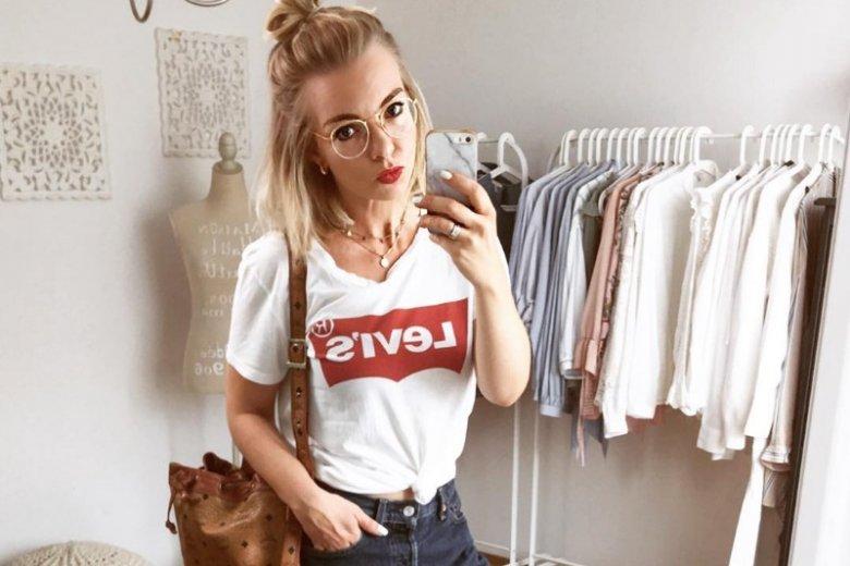 Koszulka Levis'a pasuje do wszystkiego