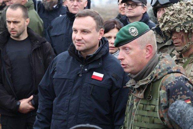 Najprawdopodobniej w Polsce nie powstaną stałe bazy NATO.