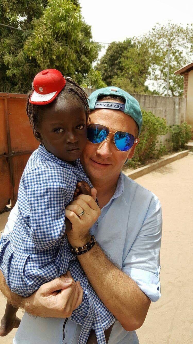 Norbert Dąbek / Gambia 2017