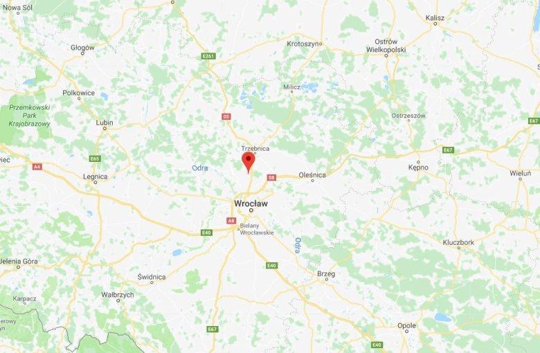We Wiszni Malej niedaleko Wrocławia, próba zatrzymania bandytów skończyła się strzelaniną. Zginął jeden z policjantów oraz bandyta.