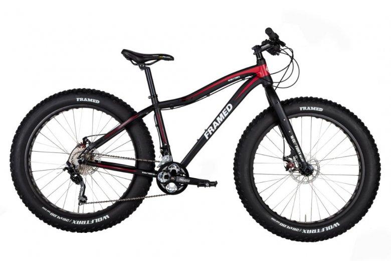 FRAMED WOLFTRAX, czyli opcja niezbyt droga – taki rower można kupić już za nieco ponad 4000 zł